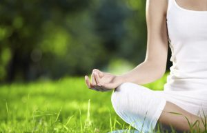 Entspannung durch Meditation