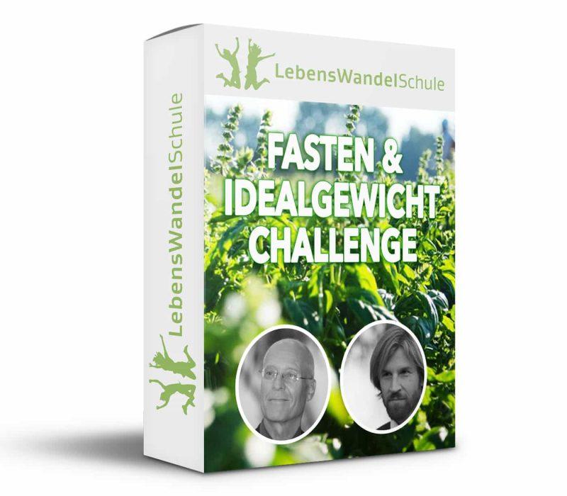 Fasten und Idealgewicht Challenge mit Rüdiger Dahlke