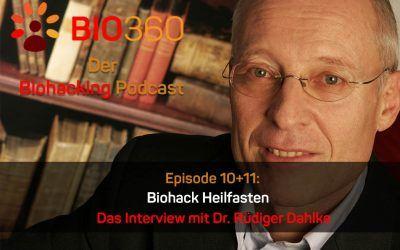 Biohack Heilfasten – Das Interview mit Dr. Rüdiger Dahlke