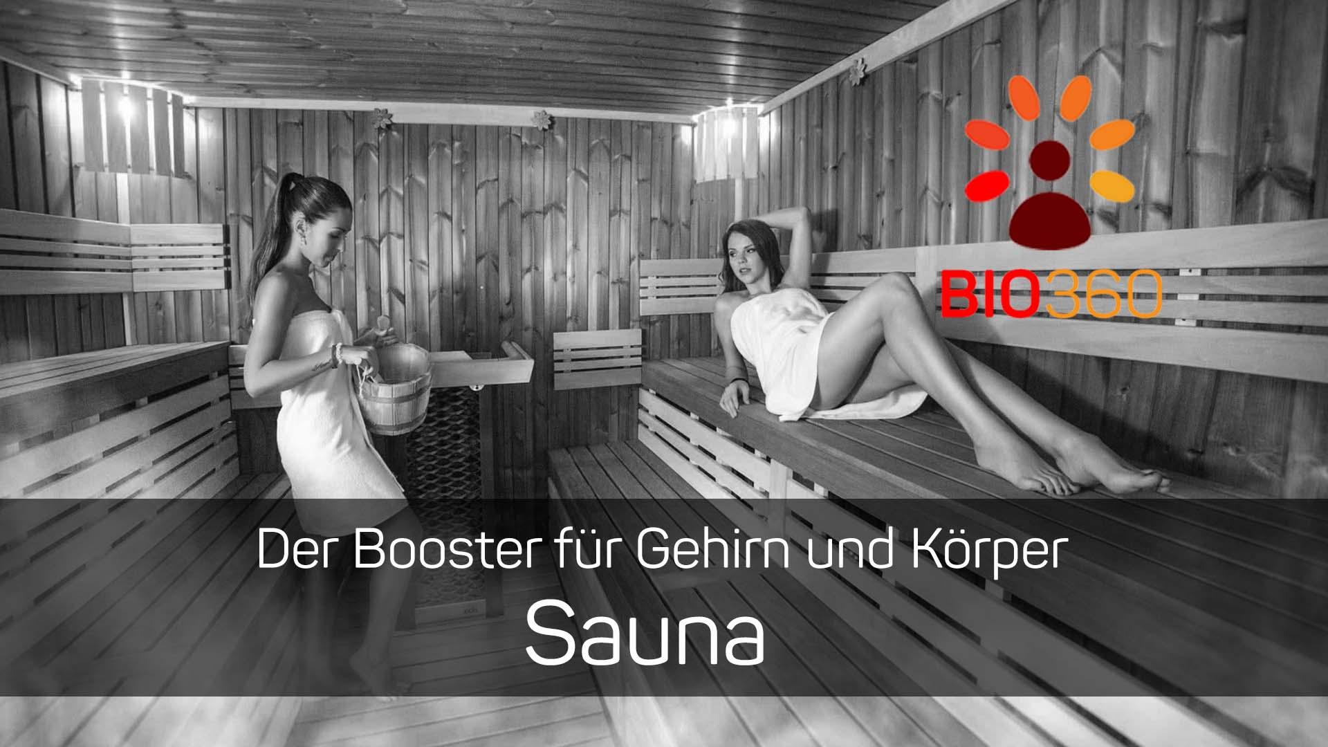 warum sauna gesund ist bio360. Black Bedroom Furniture Sets. Home Design Ideas
