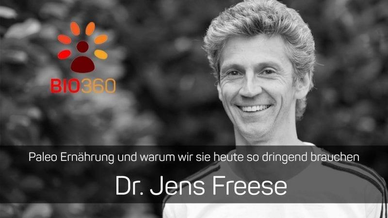Jens Freese Paleo Ernährung