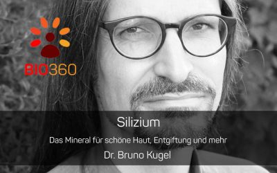 ᐅ Silizium – Das Mineral für schöne Haut, Entgiftung und mehr