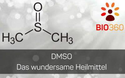 ᐅ Blogartikel zu: DMSO – Das wundersame Heilmittel mit einzigartigen Eigenschaften