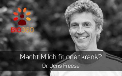 ᐅ Macht Milch fit oder krank? – Dr. Jens Freese