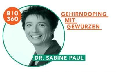 ᐅ Gehirndoping mit Gewürzen: Dr. Sabine Paul