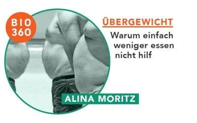 ᐅ Übergewicht – Warum weniger essen nichts hilft: Gastartikel von Alina Moritz