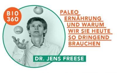 ᐅ Paleo Ernährung – Warum wir uns wie unsere Vorfahren aus der Steinzeit ernähren sollten: Dr. Jens Freese