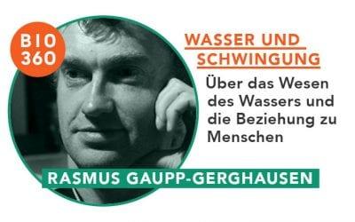 ᐅ Wasser und Schwingung: Rasmus Gaupp-Berghausen