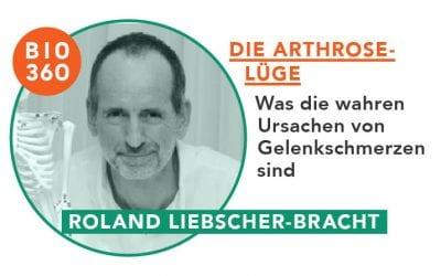 ᐅ Die Arthrose-Lüge – Was die wahren Ursachen von Gelenkschmerzen sind: Roland Liebscher-Bracht