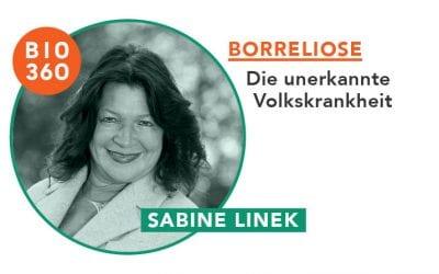 ᐅ Borreliose – Die unerkannte Volkskrankheit: Sabine Linek