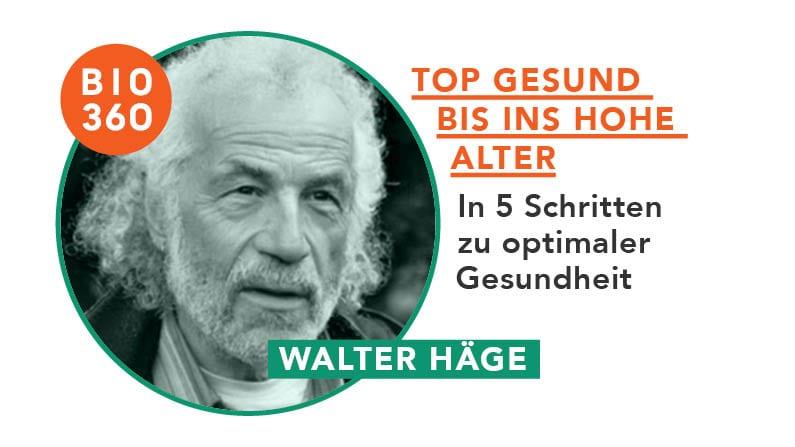 ᐅ Top gesund bis ins hohe Alter: Walter Häge