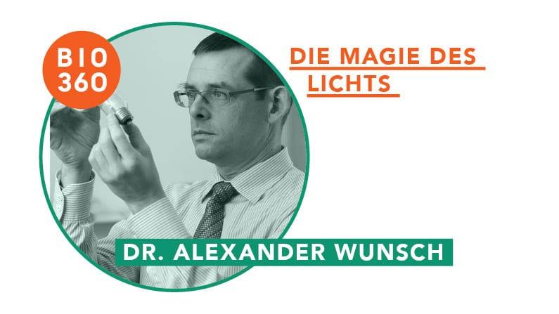 ᐅ Die Magie des Lichts – Alexander Wunsch