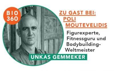 ᐅ Zu Gast bei Poli Moutevelidis: Figurexperte, Fitnessguru und Bodybuilding-Weltmeister