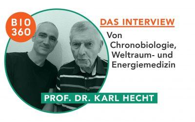 Das Interview: Von Chronobiologie, Weltraum- und Energiemedizin