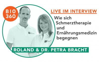 Live im Interview: Wie sich Schmerztherapie und Ernährungsmedizin begegnen