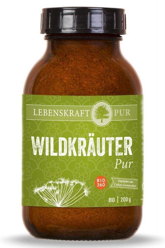 Wildkräuter Pur