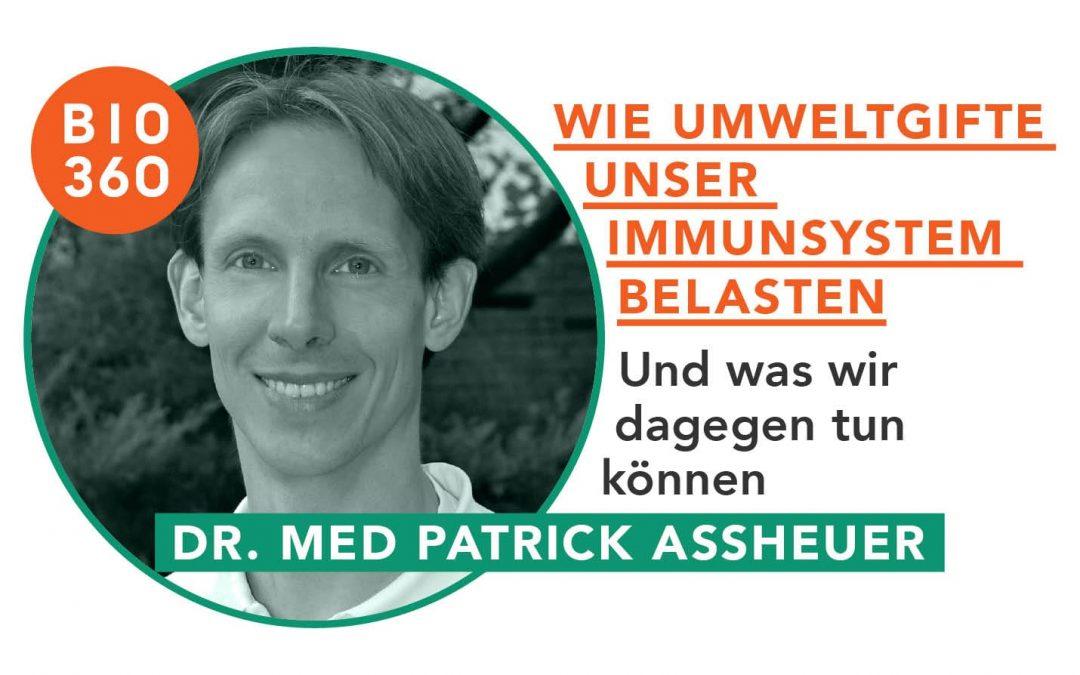Wie Umweltgifte unser Immunsystem belasten