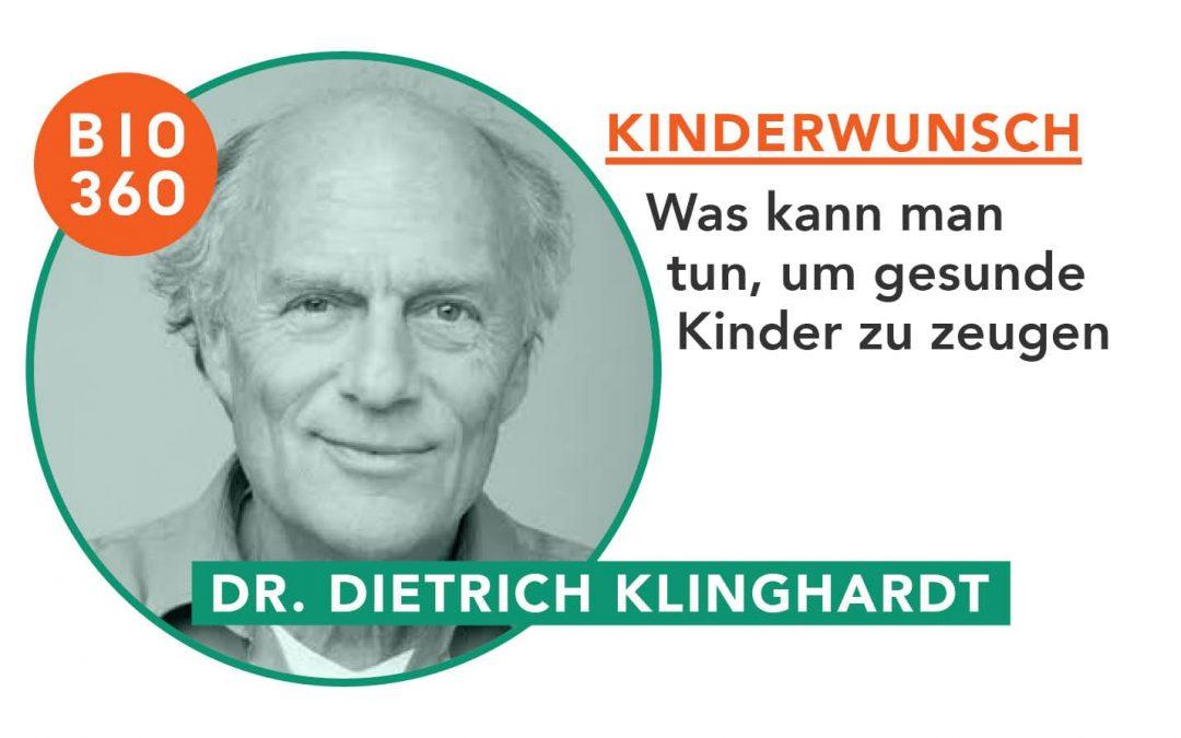 Kinderwunsch : Dr. Dietrich Klinghardt