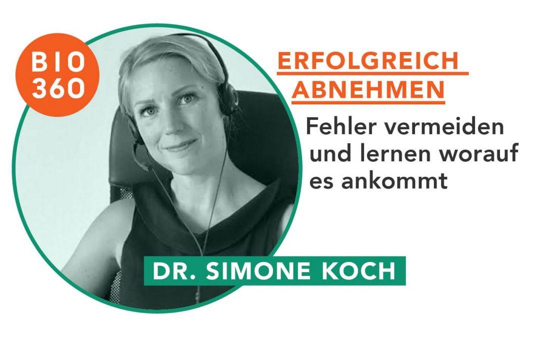 Erfolgreich Abnehmen : Dr. Simone Koch