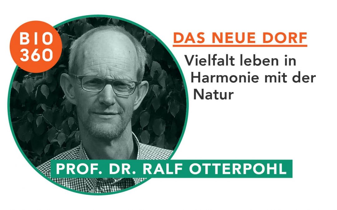 Das neue Dorf : Prof. Dr. Ralf Otterpohl