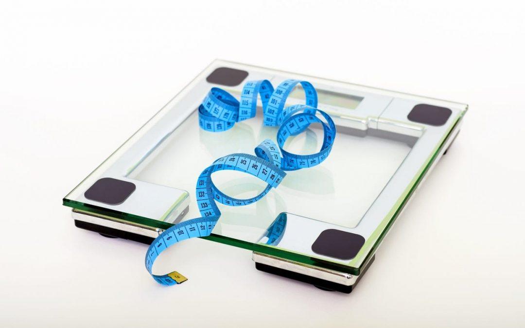 Gewichtszunahme ohne Grund Waage