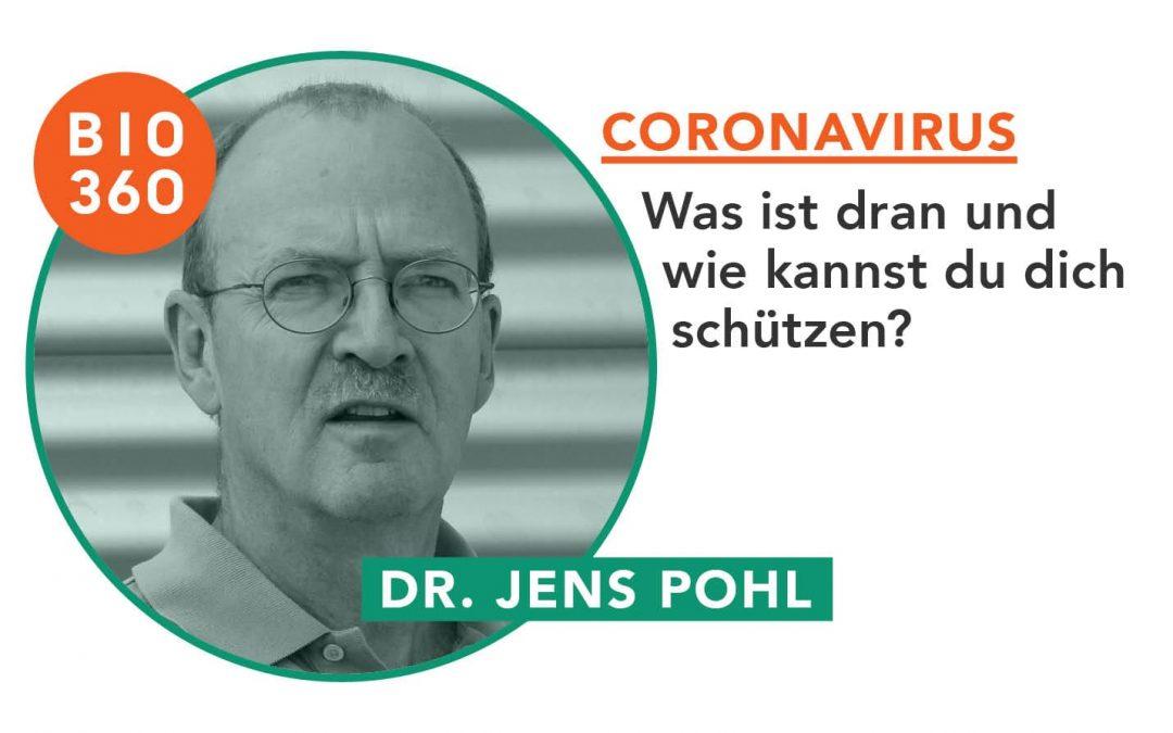 Coronavirus : Dr. Jens Pohl