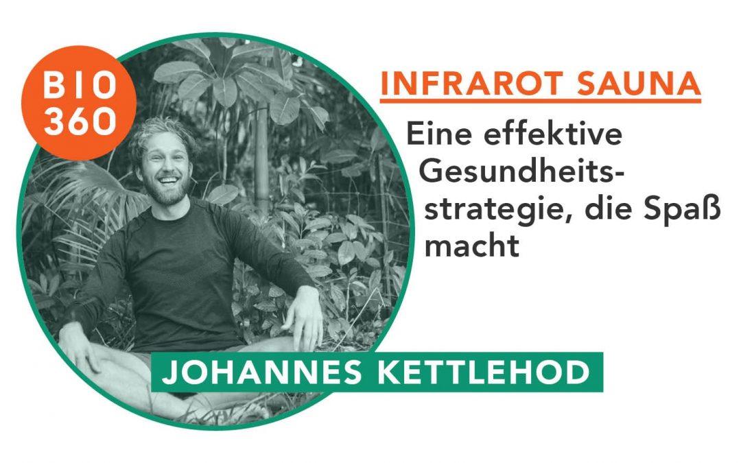 Infrarot Sauna : Johannes Kettlehod