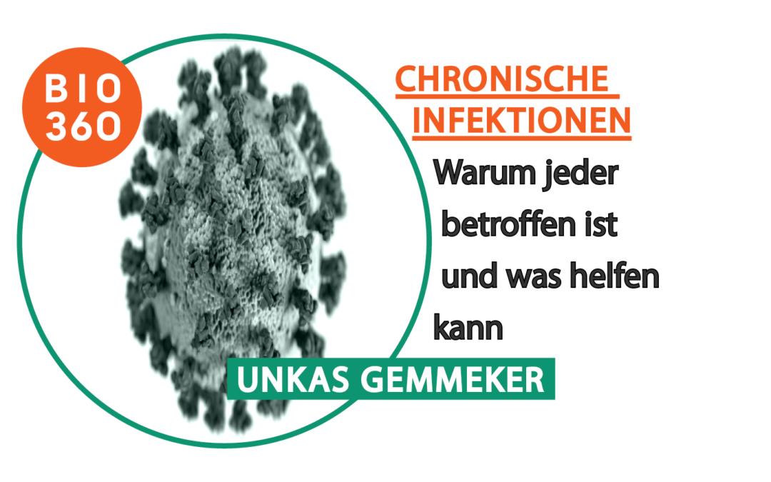 Was du gegen chronische Infektionen tun kannst