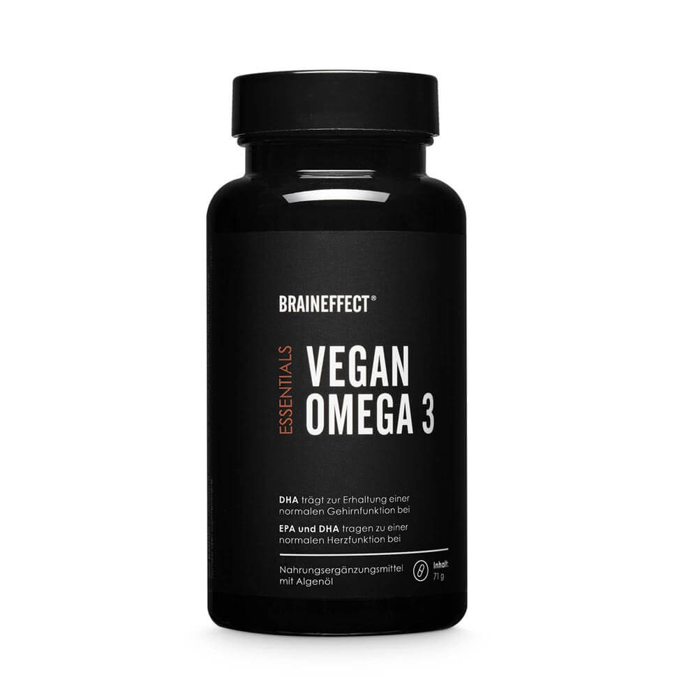 Braineffect Omega 3 vegan