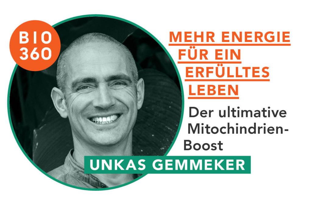 Mehr Energie für ein erfülltes Leben