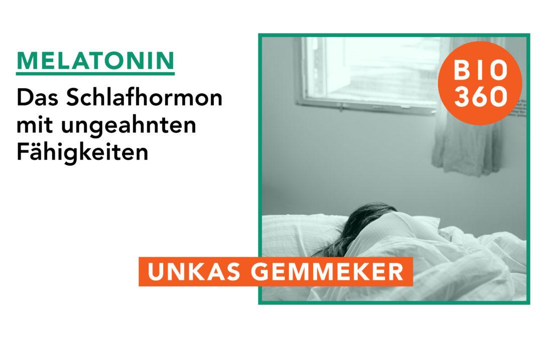 Melatonin – Das Schlafhormon mit ungeahnten Fähigkeiten