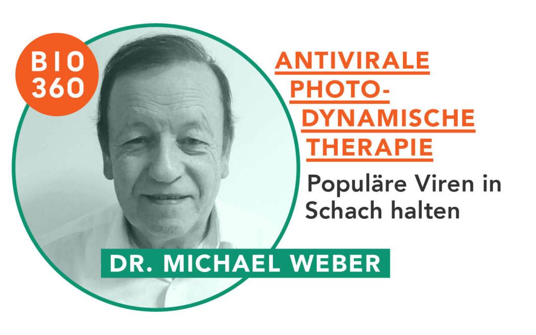 Antivirale photodynamische Therapie