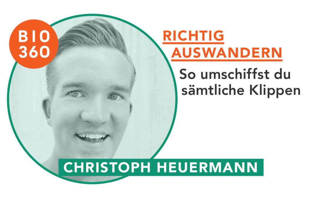 Richtig auswandern_Christoph Heuermann