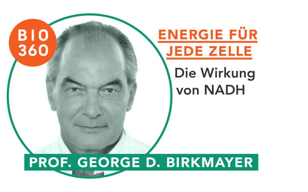 Energie für jede Zelle_George Birkmayer