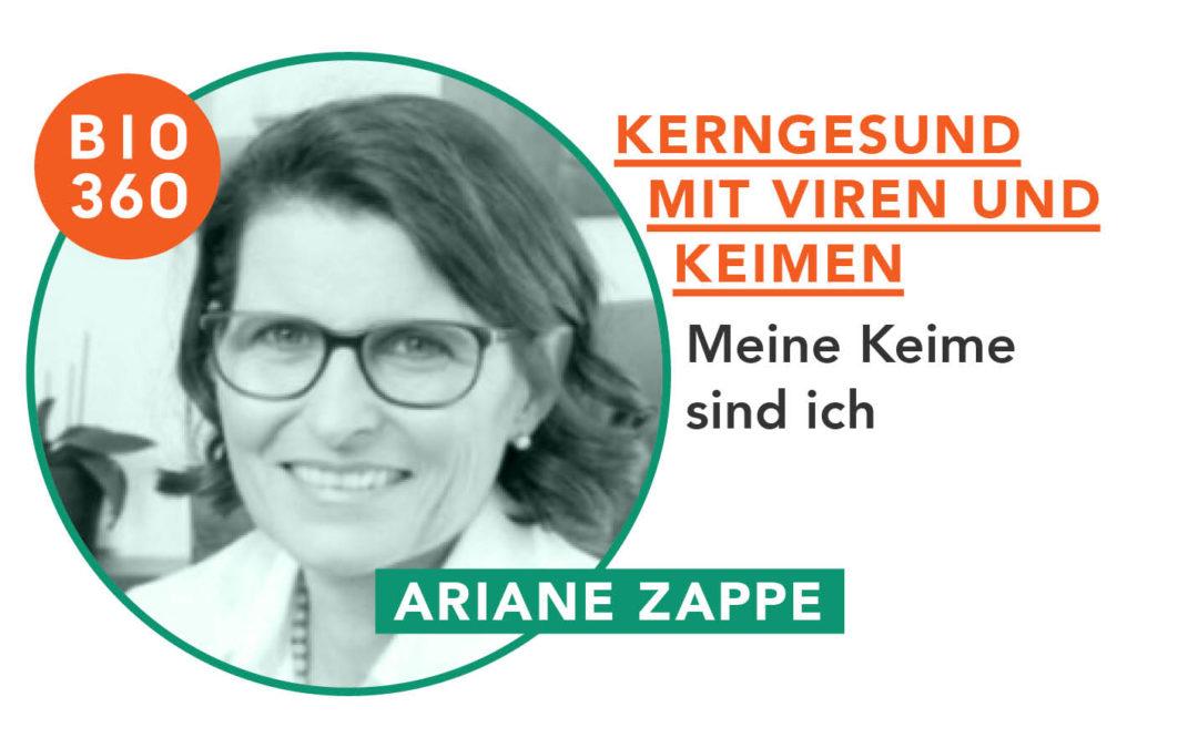 Kerngesund mit Viren und Keimen_Ariane Zappe