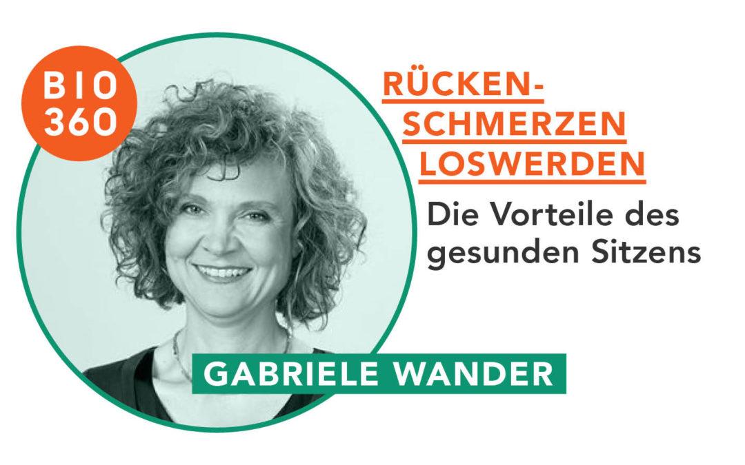 Rückenschmerzen loswerden_Gabriele Wander