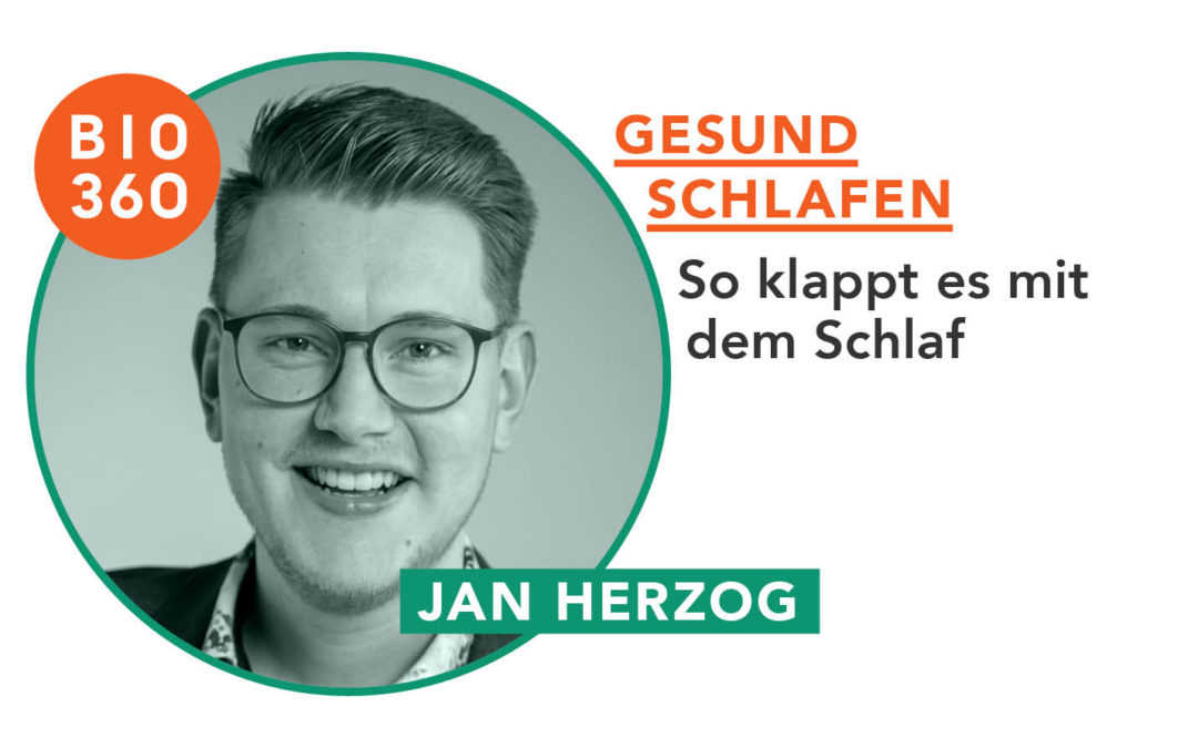Gesund schlafen_Jan Herzog