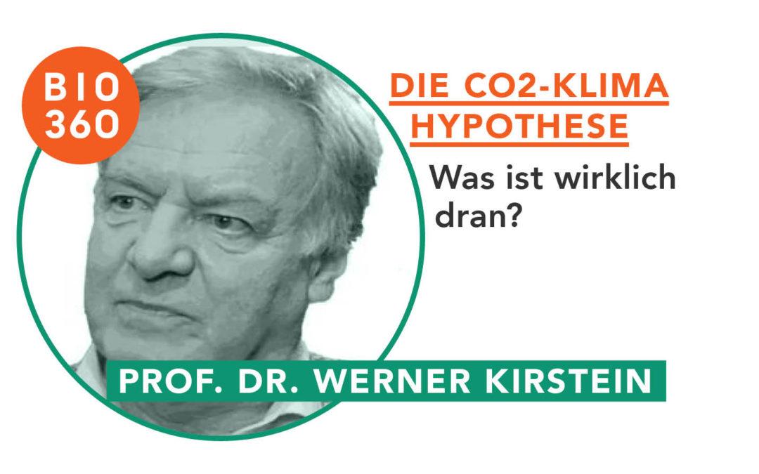 Die CO2-Klima Hypothese_Werner Kirstein
